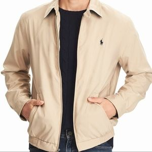 POLO RALPH LAUREN - Men's Lightweight Windbreaker